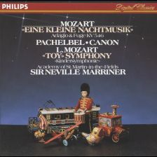 Mozart, Sir Neville Marriner